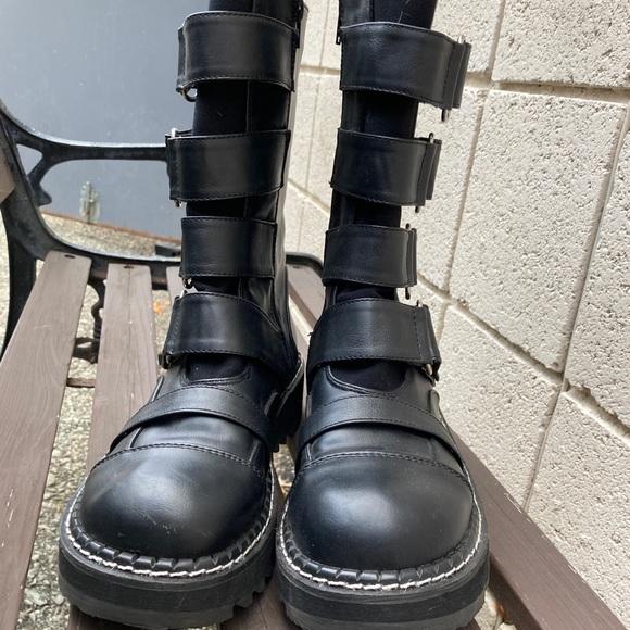 Demonia Shoes | Lilith 211 Boots | Poshmark
